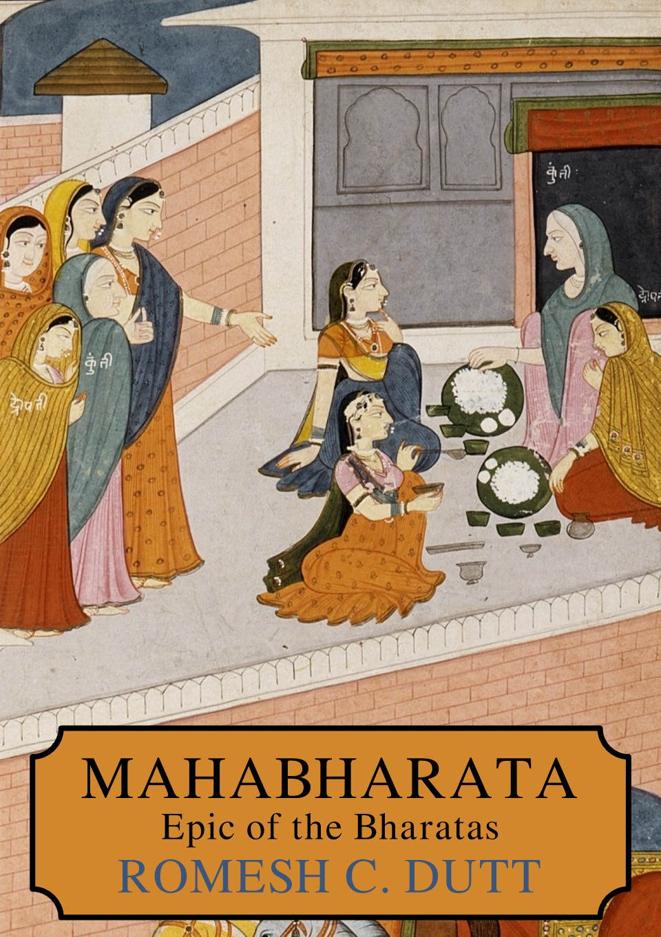 Link to Mahabharata, Epic of the Bharatas