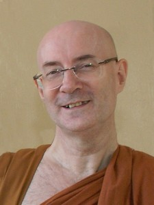 Anandajoti Bhikkhu in 2009